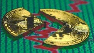падение курса биткоина